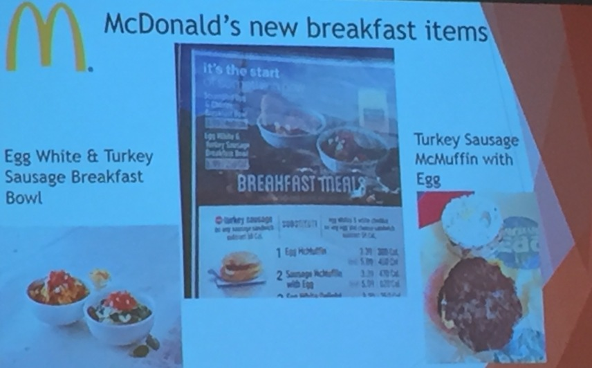 New Product Development at McDonalds